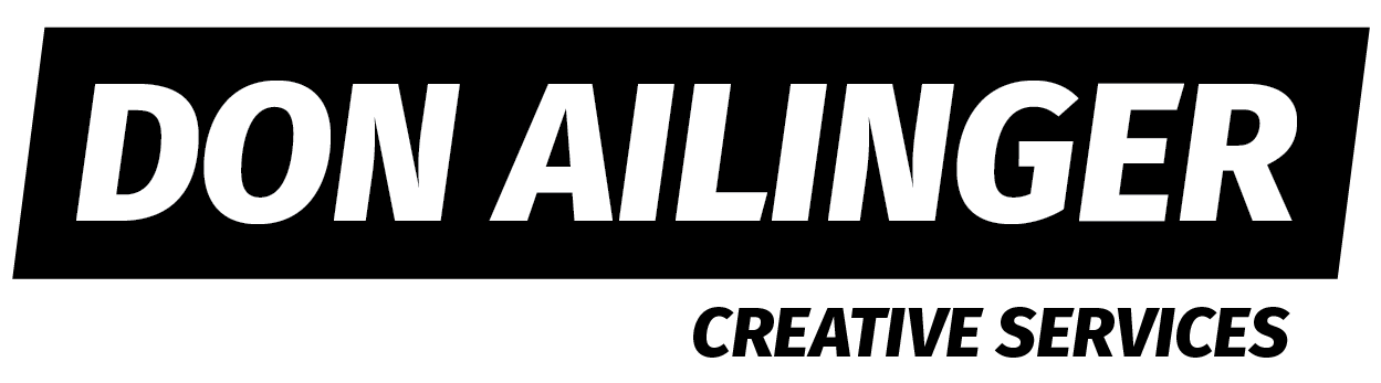 Don Ailinger Creative Services Logo